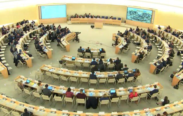 COMUNICADO | Consejo de Derechos Humanos de la ONU  confirma crisis de DDHH en México |