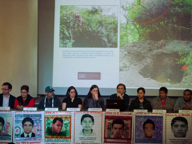 COMUNICADO  | Sobre información relativa a la investigación forense del basurero de Cocula y Río San Juan dada a conocer el día de ayer por la Comisión Nacional de Derechos Humanos (CNDH) de México