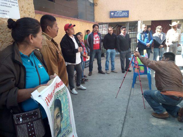 Nota informativa | Ayotzinapa Caravana Renace la esperanza 43