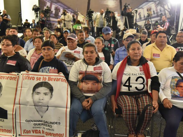 Opinion Ayotzinapa hope is reborn