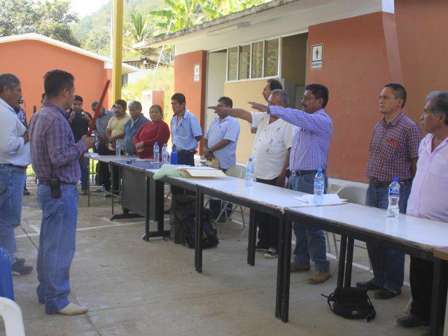 NOTA INFORMATIVA | La encrucijada de la defensa del territorio en la Montaña de Guerrero