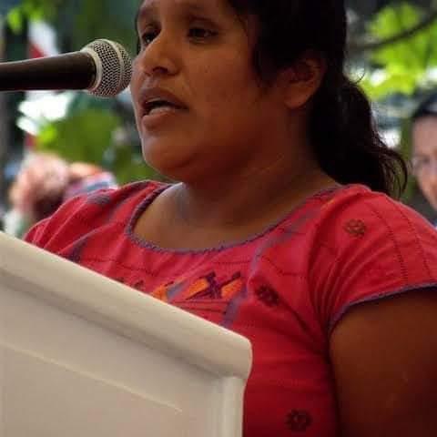 Radio | La palabra que ayuda, conversamos sobre la desaparición de Obtilia Eugenio Manuel y las agresiones mujeres en Tlapa