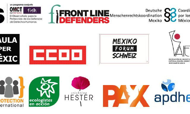 JOINT PRESS STATEMENT | MÉXICO: Stop the Criminalisation of Members of CECOP