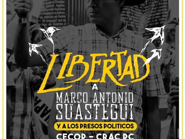 Nota informativa | La pelea jurídica por la libertad de los presos políticos del CECOP