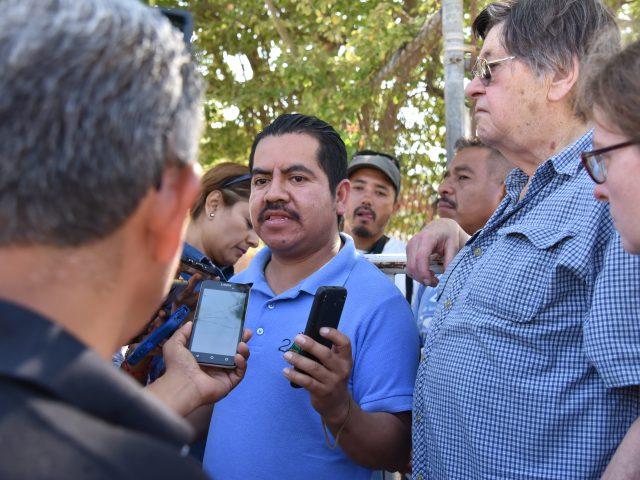 Nota Informativa | comité de solidaridad de México – Salzburgo de Viena Austria visita a presos políticos del CECOP