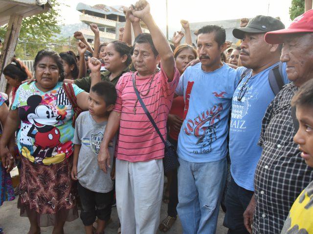 Nota Informativa | Pagan excesiva fianza para liberar a dos presos políticos del CECOP