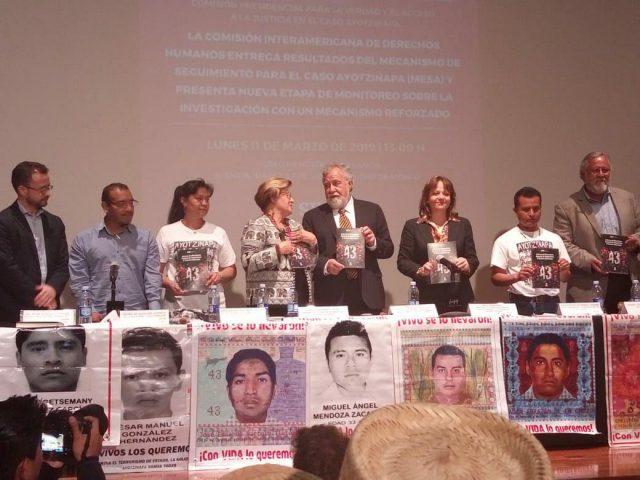 Nota Informativa | Se instala formalmente el mecanismo especial de cooperación y asistencia para el caso Ayotzinapa