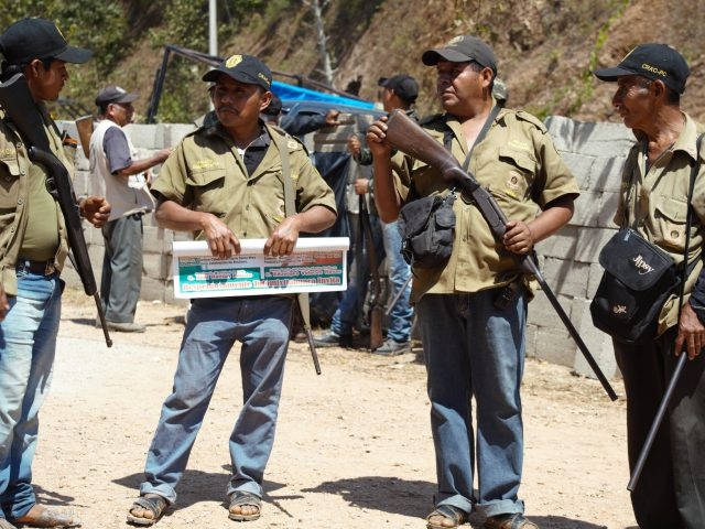 Radio | La palabra que ayuda hablamos sobre la visita de SIPAZ a los presos del CECOP y sobre la CRAC-PC