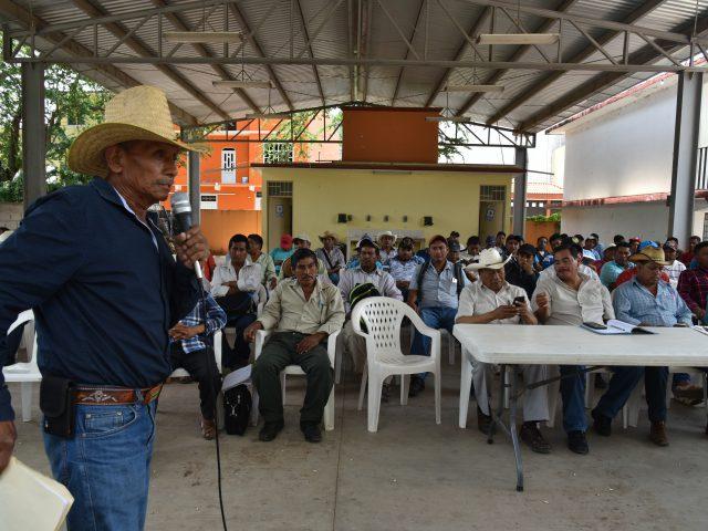 NOTA INFORMATIVA | El campo no espera: La irrupción de las y los campesinos de la Montaña de Guerrero