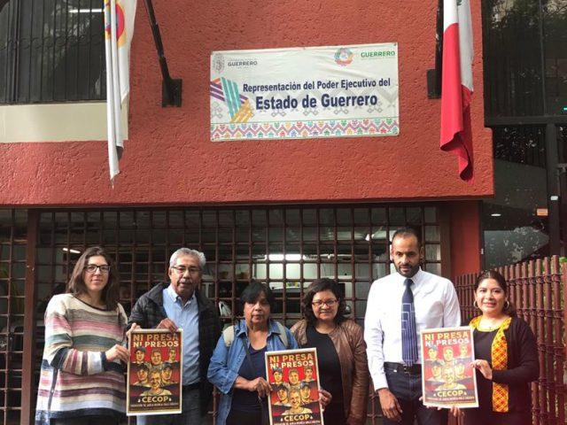 CARTA | Liberación de 16 indígenas del CECOP, defensores de su territorio: exigen Avaaz y Tlachinollan