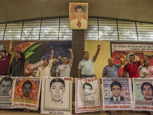 NOTA INFORMATIVA | Ayotzinapa: el telón de fondo para la verdad y la justicia