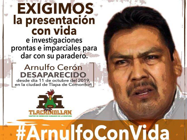 Opinión | #ArnulfoConVida
