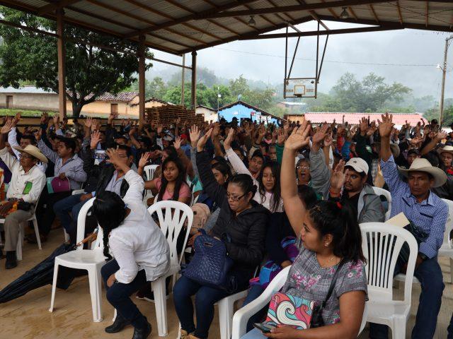 Opinión | Los derechos de los pueblos se escriben en clave comunitaria
