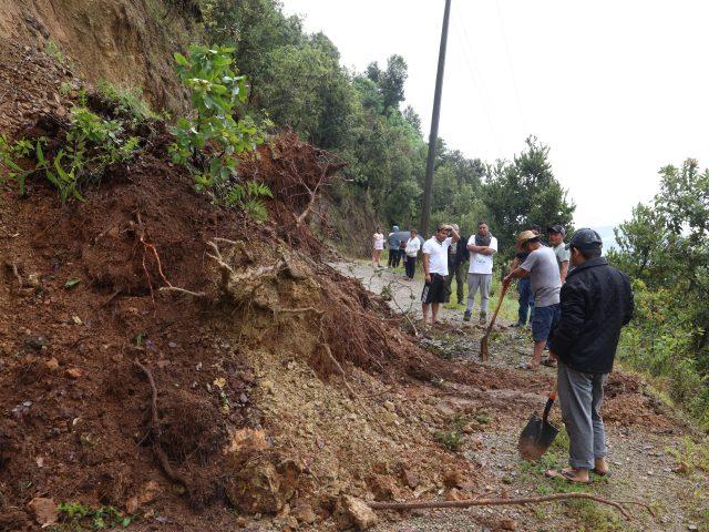 Opinión  | Cuando los cerros se derrumban