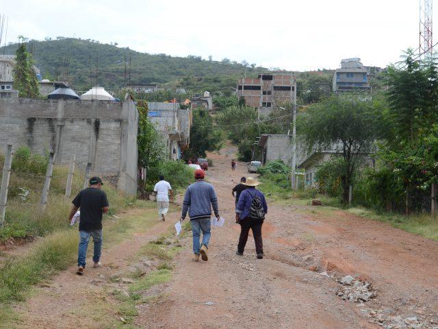 NOTA INFORMATIVA | Búsqueda ciudadana ante la ausencia de las autoridades en Tlapa