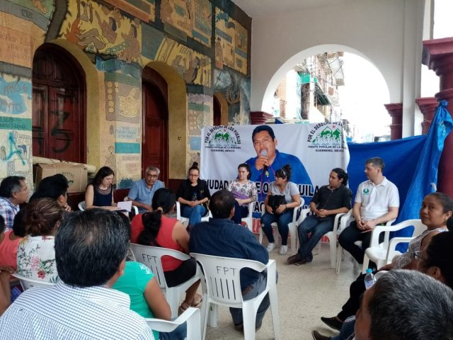 Comunicado | Misión de organizaciones nacionales e internacionales en Tlapa de Comonfort por la desaparición de Arnulfo Cerón Soriano