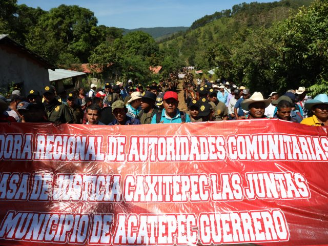 Boletín | El poder judicial criminaliza el ejercicio de los sistemas normativos de los Pueblos indígenas.