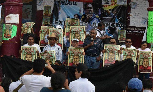 COMUNICADO | Repudiamos la desaparición y posterior asesinato del defensor Arnulfo Cerón