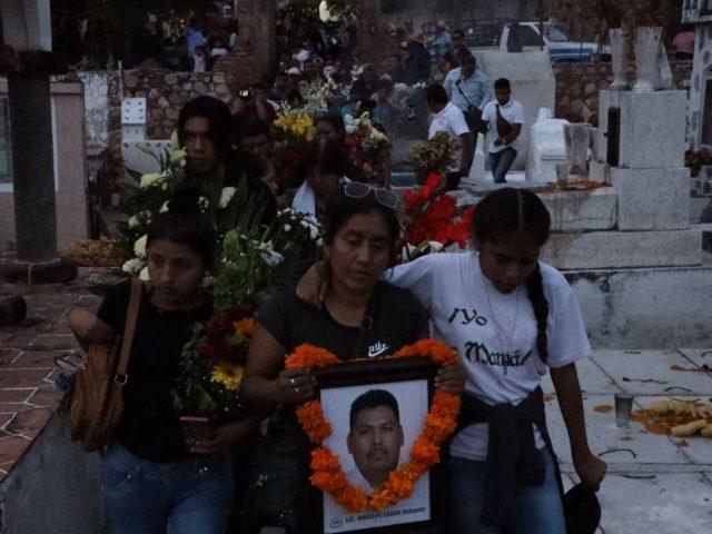 Fotogaleria | Despedimos al Defensor de Derechos Humanos Arnulfo Cerón Soriano