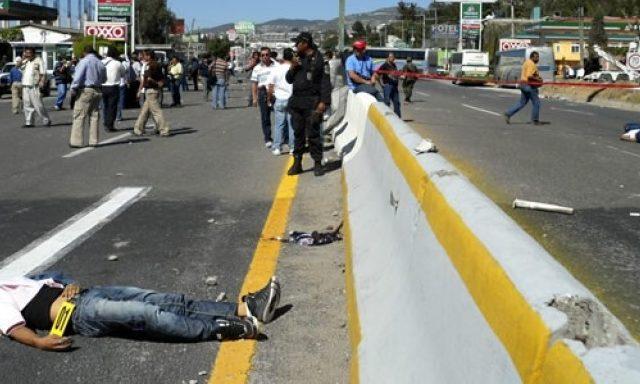 Nota Informativa |12 de diciembre de 2011: represión a una manifestación de Ayotzinapa (Primera parte)