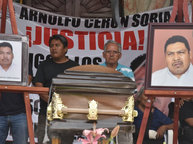 COMUNICADO | Arnulfo: justicia y verdad