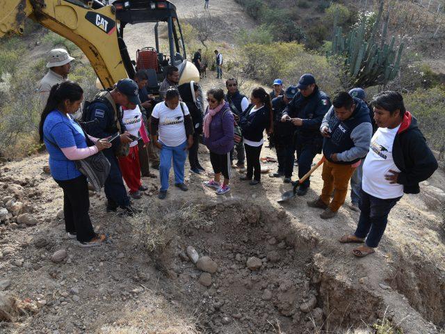 BOLETÍN | Tlapa, el otro cementerio clandestino