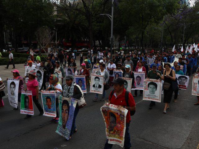 NOTA INFORMATIVA | Ayotzinapa: La esperanza se agota
