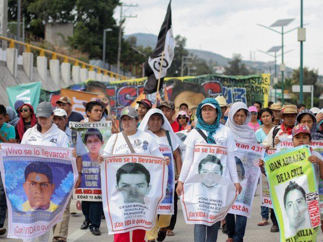 NOTA INFORMATIVA   El caso Ayotzinapa: verdad y justicia a cuenta gotas