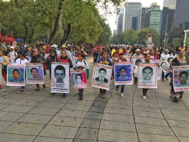 PROGRAMA DE RADIO | Habitar la justicia: pasos para dar con el paradero de los 43 estudiantes