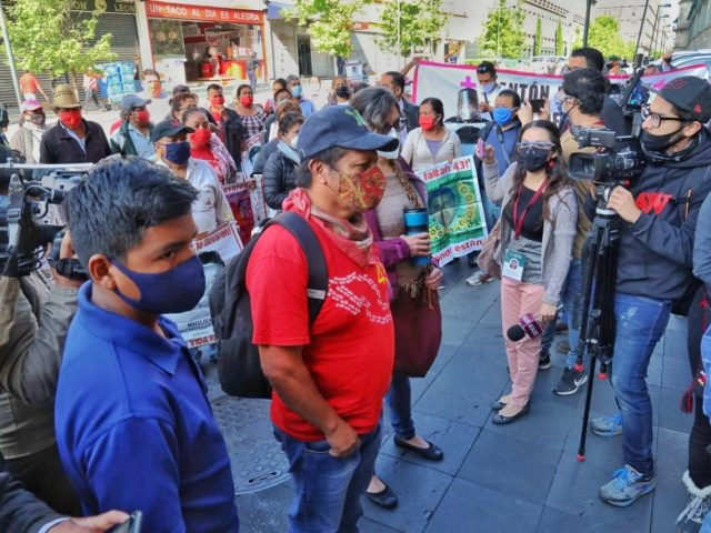 NOTA INFORMATIVA   Ayotzinapa: una gota de esperanza con la nueva ruta de investigación