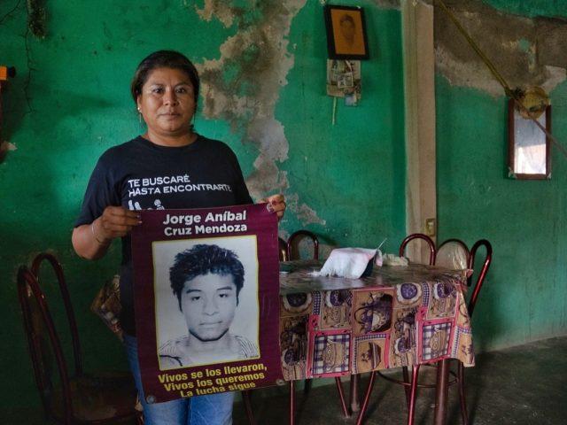 HISTORIA DE VIDA | Sigue esta insoportable angustia, pero él regresará
