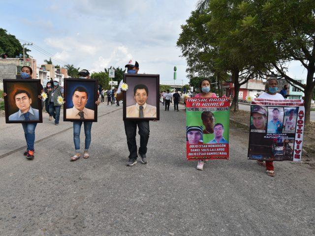 NOTA INFORMATIVA | Ayotzinapa: seis años de impunidad