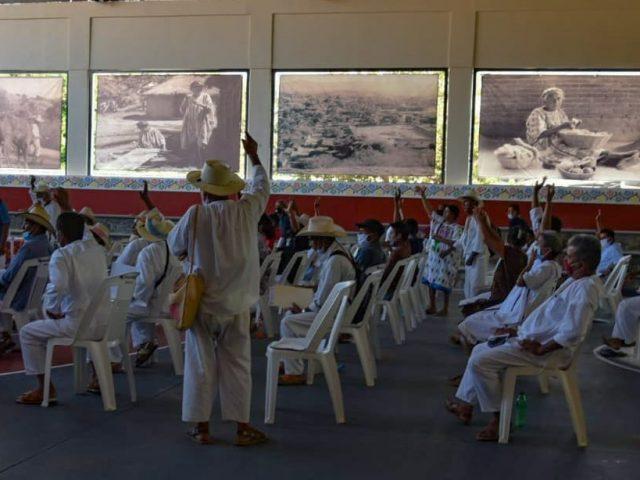 NOTA INFORMATIVA   Derechos de los pueblos indígenas y afromexicanos a vuelta de rueda en el Congreso de Guerrero